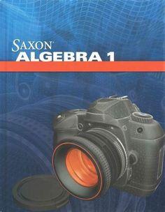 Saxon Algebra 1