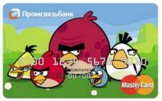 Stay calm, keep paying :) - Angry Birds credit cards are coming soon -- in Russia.