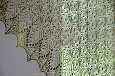 Ravelry: iaiaimma's Echo flower silk 100% Silk (SAC-750) Greta and the fibers hand dyes from Barcelona www.gretaandthefibers.com