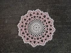 Ravelry: Tea Time free pattern by Denise (Augostine) Owens ~ Note to self: Make in solid pink yarn for place mats.