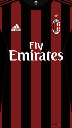AC Milan 17-18 kit home ( Milanoic it's for you ;p )