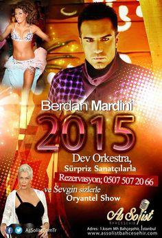 31 Aralık Çarşamba ( Yılbaşı Gecesi) Canlı Performans ve SürpriZ Sanatçılarla Assolist Bahçeşehirdeyim.. Istanbul, Movies, Movie Posters, Films, Film Poster, Cinema, Movie, Film, Movie Quotes