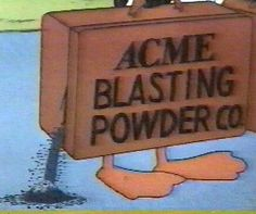 The Complete Illustrated Catalog of ACME Products    ACME BLASTING POWDER