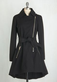 Hop, Zip, and a Jump Raincoat From the Plus Size Fashion Community at www.VintageandCurvy.com