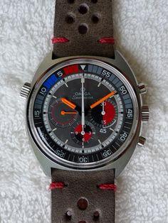 e10bb76cedd Catawiki Online-Auktionshaus  Omega Seamaster Soccer Roulette Chronograph -  herrenuhr - Vintage 1970