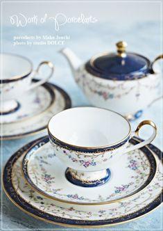 Tea Cup Set, Tea Cup Saucer, China Cups And Saucers, Tea Art, Coffee Set, High Tea, Tea Time, Dinnerware, Tableware