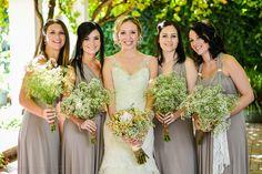Mushroom bridesmaid