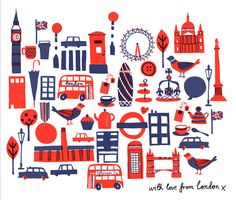 With love from London - by famille summerbelle