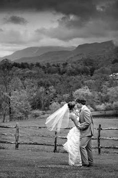 b&w wedding photography. storm. mountains. rain. rustic.