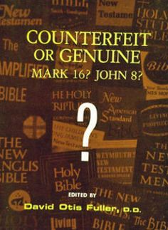Counterfeit or Genuine ?  by David Otis Fuller