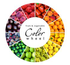 Fill your plates up with an array of colorful veggies and fruits in order to maximize health benefits. Veggies and fruits get their color pl...