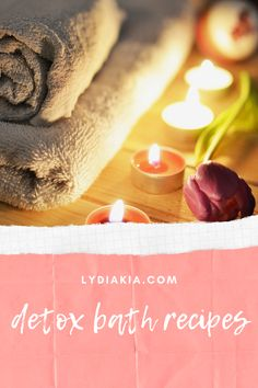 There aren't many things better than a warm bath to relax in after a long day… However, you can totally boost that bath up by turning it into a detox bath.Detox baths have sooo many benefits, and they are super easy to make! Keep reading to find out how to make a great detox bath, and how much it can help your body and mind when you have one.
