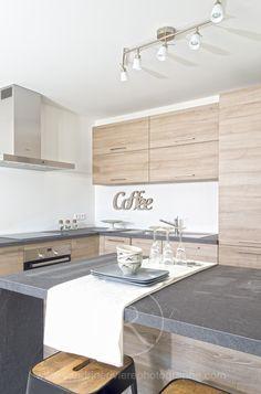 Les Hauts de St Alban (73) – Résidence Bouygues Immobilier Cuisine SCHMIDT