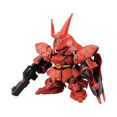 MSN-04 Sazabi : SD Gundam BB Warror HYPERIONZ.NET