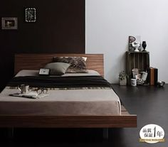 おすすめローベッド【E-go】イーゴ Bookshelves, Beautiful Homes, Home Goods, Interior, Furniture, Home Decor, Yahoo, Bedding, Products