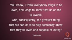 fred+rogers+quotes | 22 Incredibly Profound Quotes From Mister Rogers