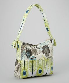Another great find on #zulily! Enchanted Owl Diaper Bag by Brownie Gifts #zulilyfinds