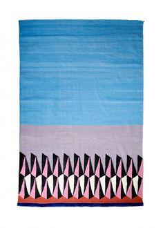 Tapis colorés Tapis design Aelfie (Studio Proba Rug)