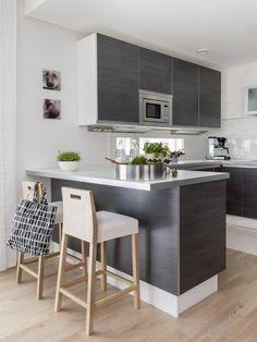 Tampereen Asuntomessut: Kastellin Woodpecker\nPuustellin keittiö