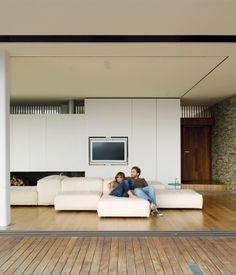 Extrasoft sofa by Piero Lissoni for Living Divani.