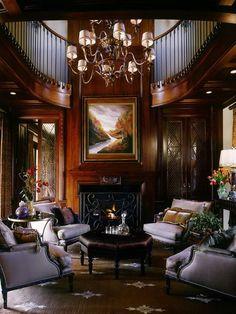 Classic Modern Luxury  #design #interior #interior_design