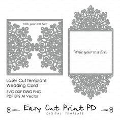 Vintage Lace crochet doily Wedding invitation от EasyCutPrintPD