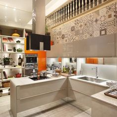 """Cozinha   Viva Decora - 80657"""