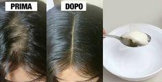 L'olio naturale che fa ricrescere i capelli, nasconde i capelli grigi ed elimina la forfora