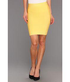 BCBGMAXAZRIA Signature Full Needle Skirt