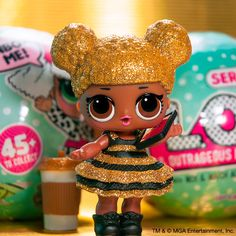 If you have Queen Bee coment if you don't double tap and coment Barbie Party, Doll Party, Unicorn Birthday Parties, Diy Birthday, Monster High Birthday, Baby Alive, Lol Dolls, Shopkins, Queen Bees