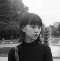 Pin on People Clavicut, Pretty People, Beautiful People, Pinterest Hair, Girl Short Hair, Dyed Hair, Girl Hairstyles, Asian Beauty, My Idol