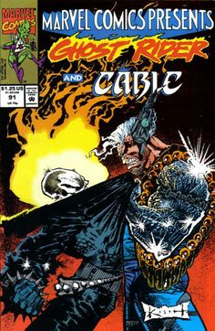 Marvel Comics Presents # 91 by Sam Kieth