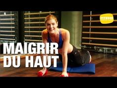 Fitness Master Class - Exercices bras fins - Lucile Woodward - YouTube