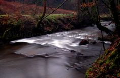 A River In Full Flow