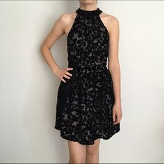"""Sale❗️Gorgeous Open Back Dress. Gorgeous dress. Perfect for a night out. Size small. Open back. 32"""" long from neck to bottom. Arden B Dresses Mini"""