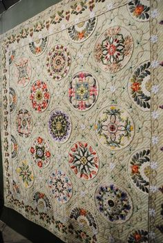William Morris in Quilting: Final Tokyo Quilt Festival post