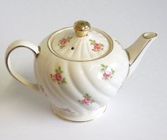 Vintage Teapot for One by Sadler of England by TheWhistlingMan