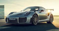 C'est dans le cadre du Festival of Speed de Goodwood en Grande-Bretagne qui s'est déroulé ce weekend que Porsche a officiellement levé le voile sur la nouvelle Porsche 911 GT2…