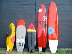 Sea Surfboards