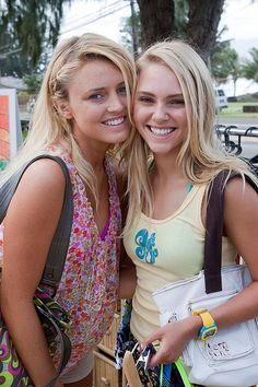 ♡♥Bethany with friend Alana Blanchard♥♡