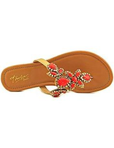 89965bedcce9 Thalia Womens Casual Fabric Flops. -- Want to know more