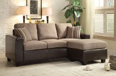 Sectional Sofa Slater Collection 8401-3Sc