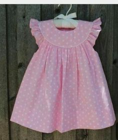 ideas sewing baby girl dress outfit for 2019 Source by girl outfits Kids Frocks, Frocks For Girls, Baby Girl Frocks, Girls Dresses Sewing, Toddler Girl Dresses, Little Girl Dresses, Dress Sewing, Vintage Baby Dresses, Baby Girl Dress Patterns