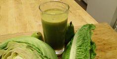 In the Reboot Kitchen: Crisp & Clean Green Juice