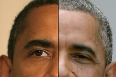 How Much American Presidents Change While Serving In Office. When you're President of the United States, Commander-In-Chief, leader of the free world, the person in charge of the largest and most powerful military on the planet and the man entrusted with the most dangerous codes and passwords ever made, the stress, anxiety and depression is going to get to you.
