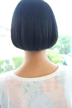 One Length Haircuts, One Length Bobs, Bob Hairstyles, Sassy, Hair Cuts, Fashion, Haircuts, Moda, Fashion Styles