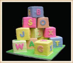 Amphora Bakery Baby Shower Cakes