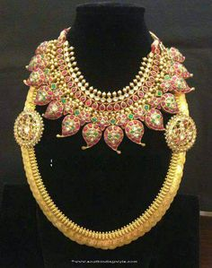 Bridal Gold Jewellery Collections, Bridal Gold Jewellery Necklace sets, Gold Jewellery designs