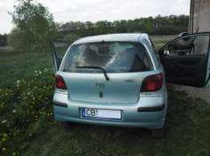 Toyota YARIS 2003r.