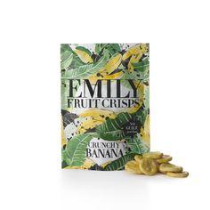 Plátano crujiente | Delirio Gourmet Foods